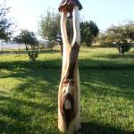 Zvonička- výška-2m , cena 12.000,-Kč