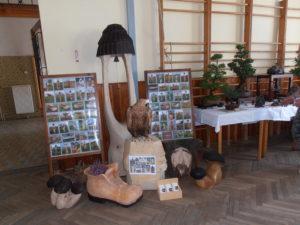 Zahrádkářská výstava v Dolanech u Klatov