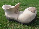 Č.6 Dubová bota, bez nátěru